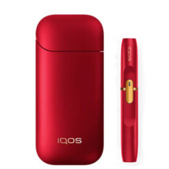 IQOS Device Kit Red Limited Edition 2.4 Plus (KOREAN VERSION)
