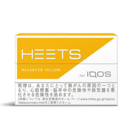 IQOS HEETS Balanced Yellow Heatstick – 1 Carton